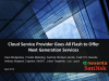 Cloud Service Provider Goes All Flash to Offer Next Generation Services