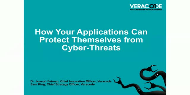 How Your Applications Can Protect Themselves from Cyber-Threats