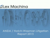 2015 ANDA Litigation Report