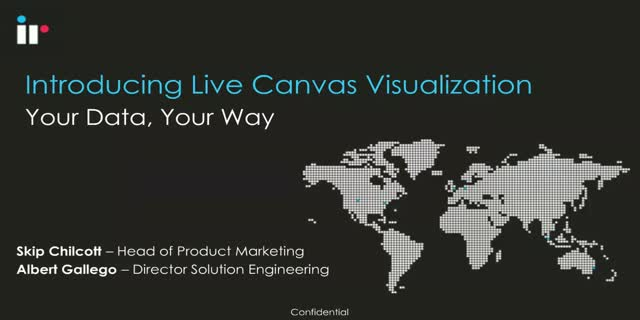 Your Data, Your Way: Introducing Live Canvas