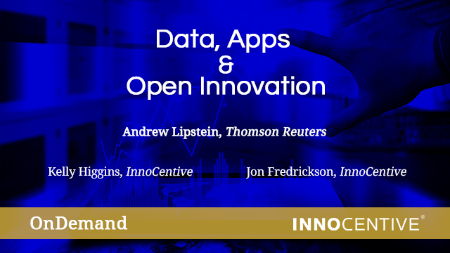 Data, Apps and Open Innovation