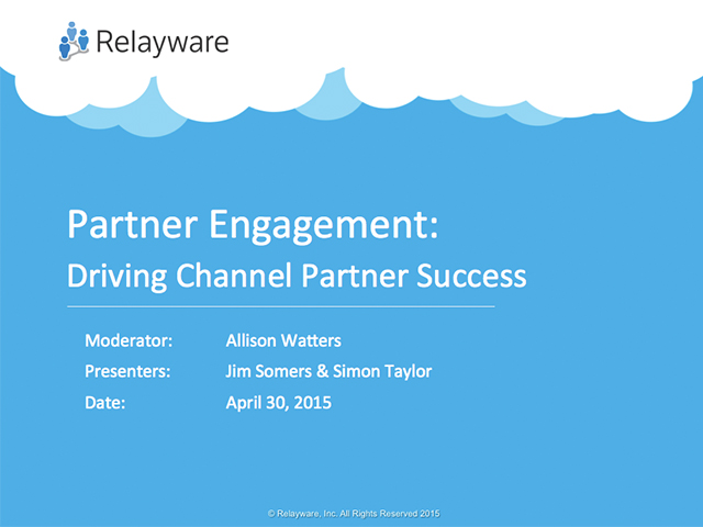 How to Boost Partner Engagement to Accelerate Your Channel Strategy