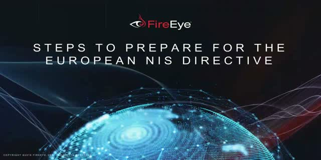 Steps to Prepare for the European NIS Directive