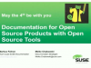 Always Open: Open Source Tools and Processes for Open Source Documentation – and