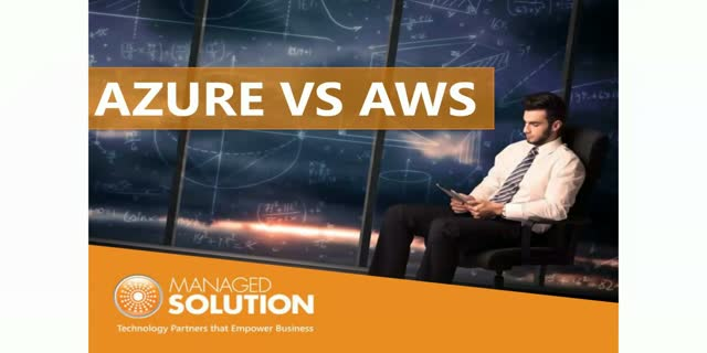 Microsoft Azure vs. Amazon AWS