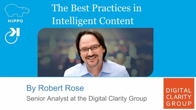Best Practices In Intelligent Content
