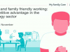 Flexible and Family Friendly Working in the Technology Sector