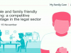 Flexible and Family Friendly Working in the Legal Sector