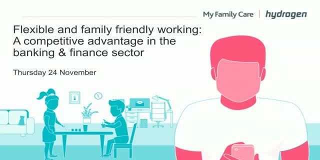 Flexible and Family Friendly Working in the Banking and Finance Sector