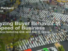 Analyzing Buyer Behavior at the Speed of Business