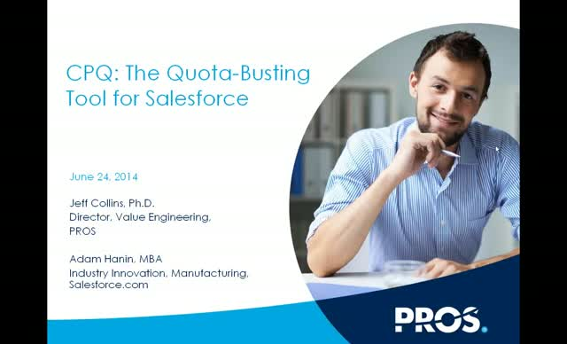 The Quota-Busting Tool for Salesforce
