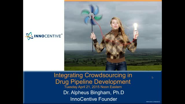 Integrating Crowdsourcing for Drug Pipeline Development