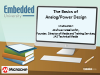 The basics of analog/power design - Class 1