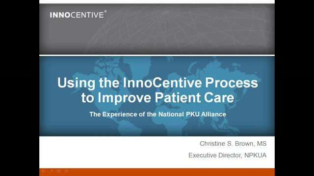 Using the InnoCentive Process to Improve Patient Care