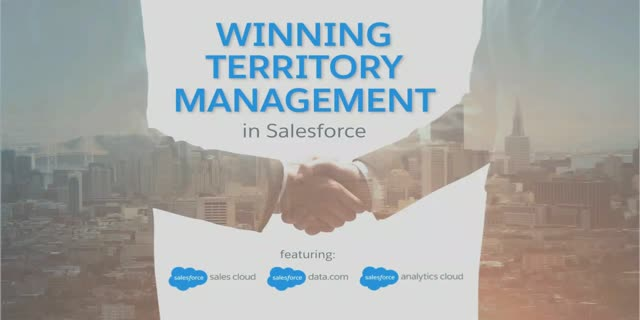 Winning Territory Management in Salesforce