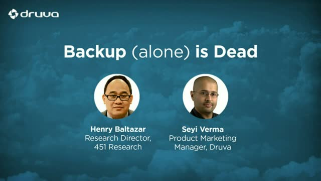 Backup (Alone) is Dead