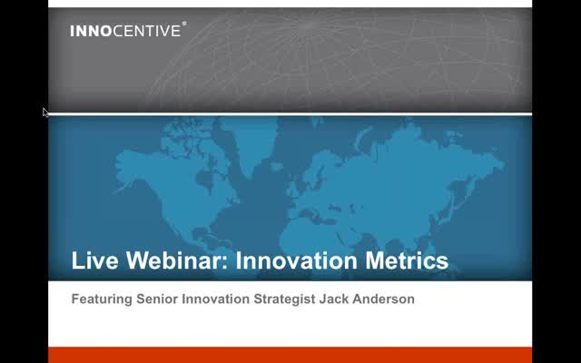 Innovation Metrics Featuring Jack Anderson