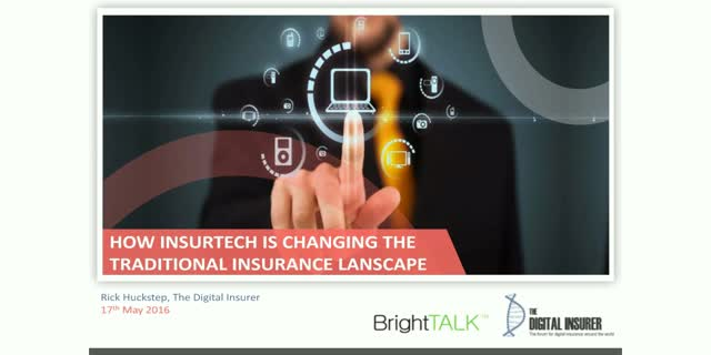 How InsurTech is changing the traditional insurance landscape