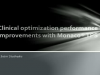Clinical optimization performance improvements with Monaco®