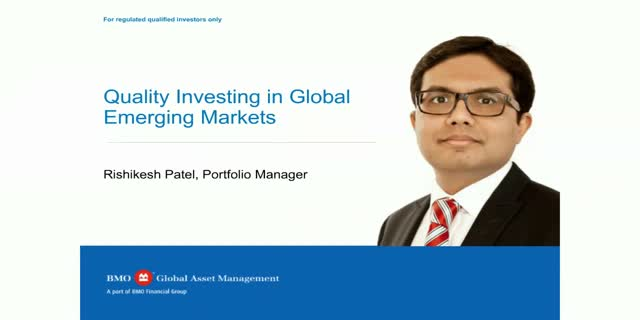 Quality Investing in Global Emerging Markets