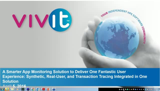 A Smarter App Monitoring Solution to Deliver One Fantastic User Experience