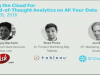 Using the Cloud for Speed-of-Thought Analytics on All Your Data