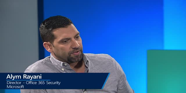 Microsoft Virtual Security Summit: Single Platform to Protect Your Organization