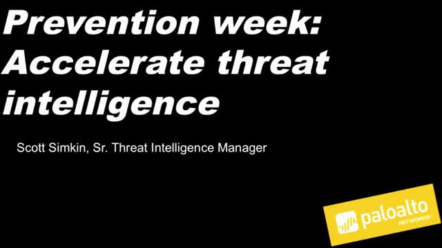 Weaponize Your Threat Intelligence for Breach Prevention
