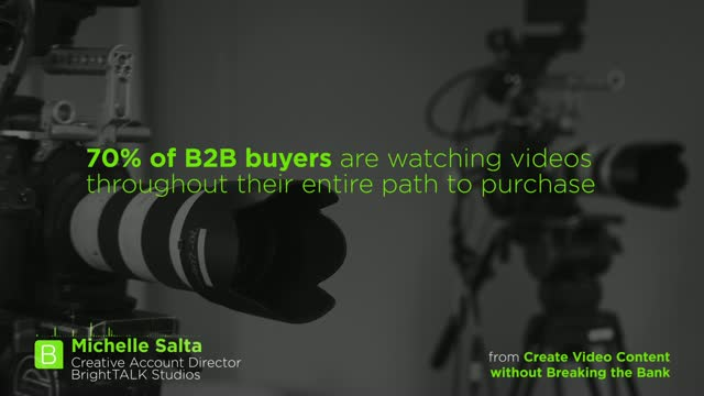 Webinar Spotlight: Are you stuck in the notion of what video once was?