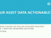 Is Your Asset Data Actionable?