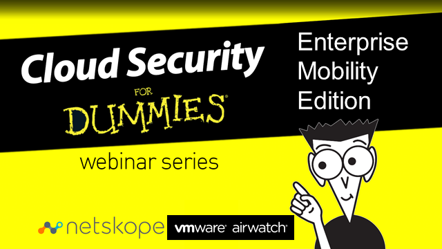 Cloud Security for Dummies, Enterprise Mobility Edition