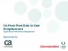Go From Pure Data to User Enlightenment with App Performance Management