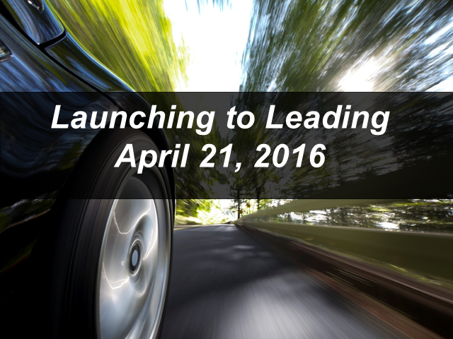 Launching to Leading: How B2B Market Leaders Break Through, Lead,  and Transform