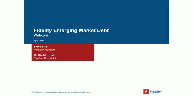 Where next for Emerging Market Debt?