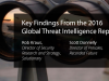 Key Findings From the 2016 Global Threat Intelligence Report