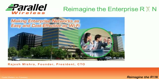 Making Enterprise Networks as Easy and Cost-Effective as Wi-Fi