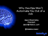 Why DevOps Won't Automate You Out of a Job