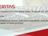 The Databerg Issue, practical solutions and the concepts of data privacy - GDPR