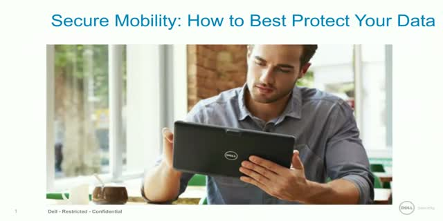 Secure Mobility: How to Best Protect Your Data