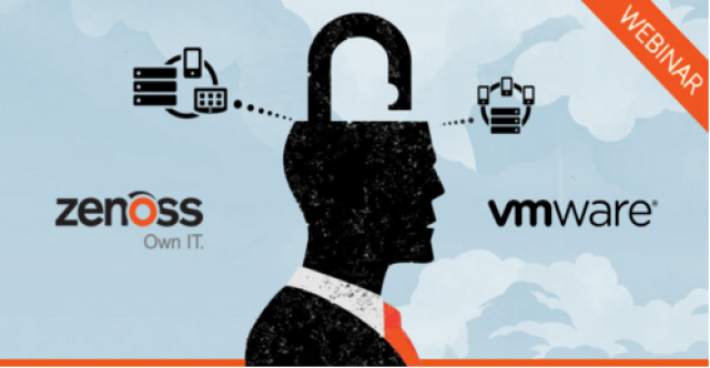 Unlock the Intelligent Data Center with VMware & Zenoss