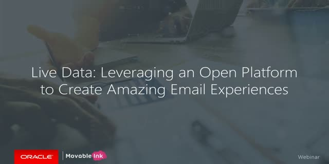 Leveraging Live Data to Create Amazing Retail Experiences