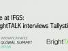 Live at IFGS: Tallysticks, the Blockchain invoicing application