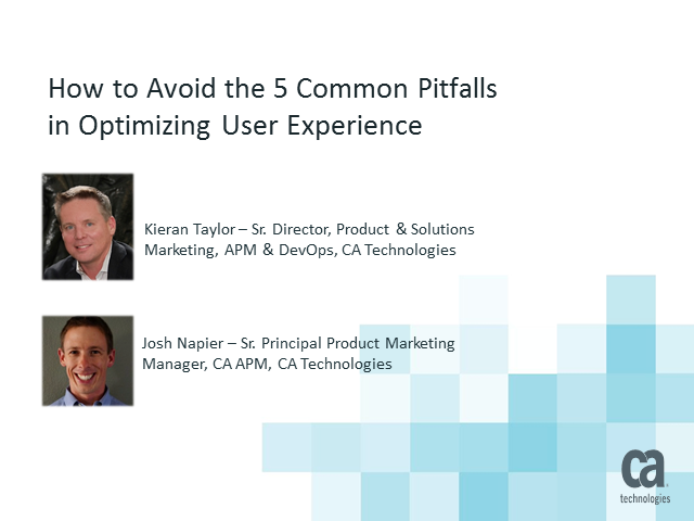 How to Avoid the 5 Common Pitfalls in Optimizing User Experience