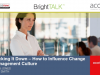 Locking it Down -  How to Influence Change Management Culture