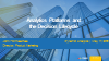 Analytic Platforms and the Decision Lifecycle