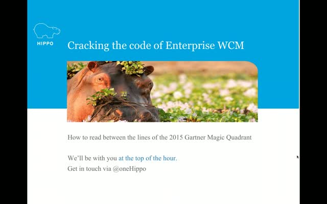 How to Use the Gartner Magic Quadrant for WCM to Your Advantage