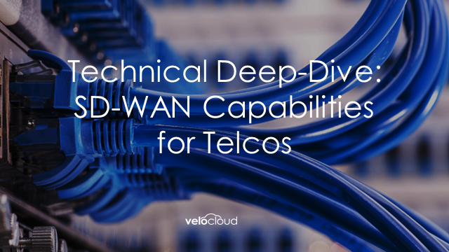 Spotlight on Europe: Tech Deep-Dive: SD-WAN for Telcos