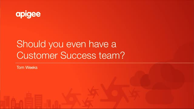 Should You Even Have a Customer Success Team?