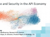 Value and Security in the API Economy