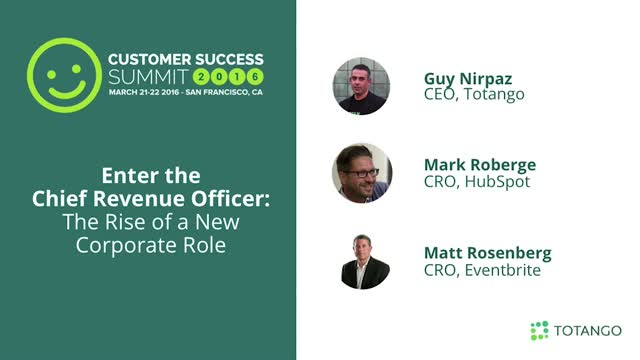 Enter the Chief Revenue Officer, The Rise of a New Corporate Role